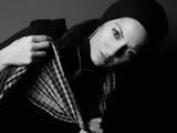 عکس سیاه و سفید مهناز افشار