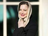 مدل پالتو مهراوه شریفی نیا در جشنواره