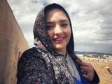 نرگس محمدی در کشور تونس