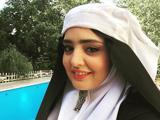 نرگس محمدی در فیلم نیمکت