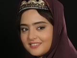 عکس نرگس محمدی با گریم فیلم