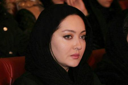 عکس نیکی کریمی جشنواره فجر 35 niki karimi jashnvare fajr
