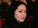 عکس نیکی کریمی جشنواره فجر 35