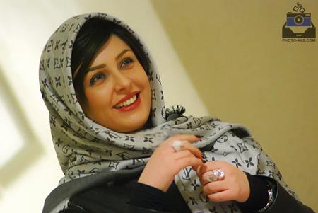 تیپ و آرایش متفاوت نیوشا ضیغمی aks zibatarin bazigar iran