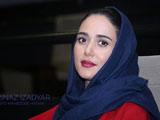 بازیگر زن پریناز ایزدیار