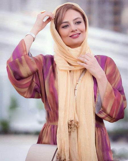 مدل لباس یکتا ناصر بازیگر زن yekta naser fasl narges