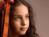 عکس خوشگل کودکی ترلان پروانه