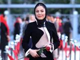 آزاده زاری در جشن حافظ