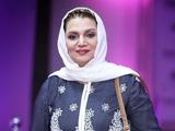 تیپ جدید الهام پاوه نژاد بازیگر