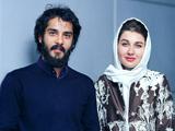 بازیگر زن گلوریا هاردی و همسرش
