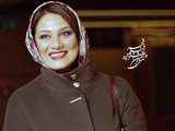 عکس شبنم مقدمی جشنواره فجر