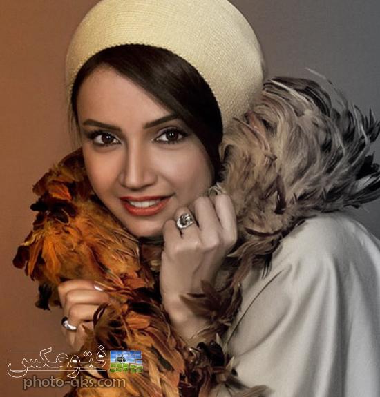 عکس زیبا از دختر بازیگر ایرانی