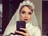 عروسی شبنم قلی خانی