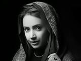 عکس هنری شبنم قلی خانی