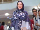 مدل لباس شیلا خداداد جشن حافظ