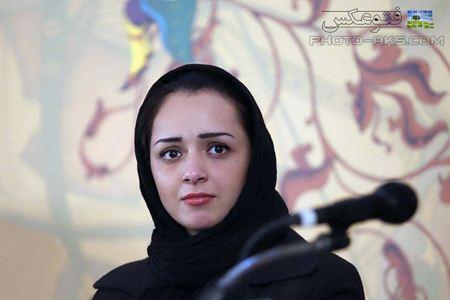 هنرپیشه ایرانی ترانه علیدوستی tarane alidosti