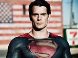 هنری کاویل بازیگر نقش سوپرمن