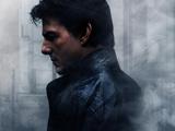 تام کروز در فیلم ماموریت غیرممکن