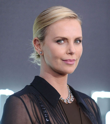 عکس جدید چارلیز ترون charlize theron
