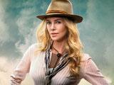 چارلیز ترون زن گاوچران