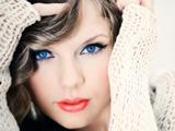 عکس بسیار زیبا دختر چشم آبی
