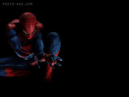 والپیپر مرد عنکبوتی spider man wallpaper