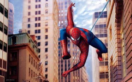 عکس جدید مرد عنکبوتی spiderman hd wallpaper