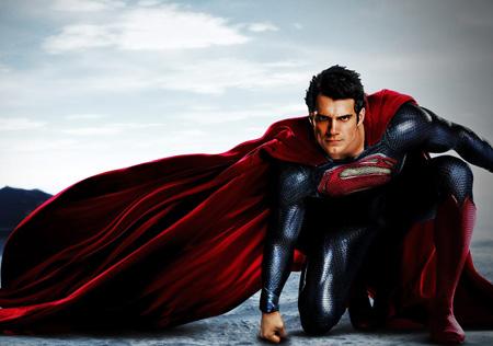 پوستر قهرمان فیلم سوپر من superman man of steel wallpaper