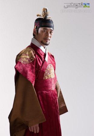 عکس امپراتور سریال دونگ یی aks emperator dongi
