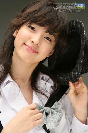 عکس دونگ یی - هان هیو جو dong yi actors wallpaper