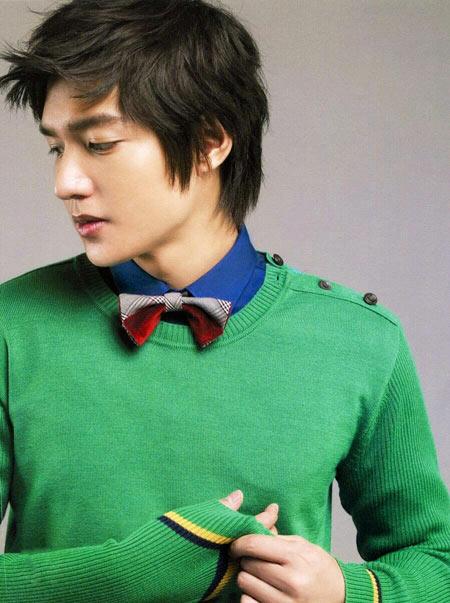 عکس زیبا لی مین هو lee min ho korean actor