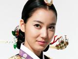 بانو جانگ در سریال دونگ یی