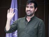 شهاب حسینی با تیپ ساده