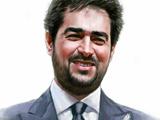 طراحی چهره شهاب حسینی
