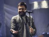 عکس محمد علیزاده در کنسرت زنده