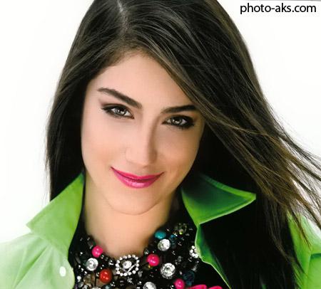 زیباترین بازیگران زن ترکیه ای hazal kaya turkey actress