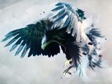 والپیپر دیجیتالی از عقاب