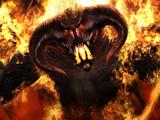 شیطان جهنمی