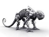 حیوانات مکانیکی سه بعدی