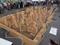 نقاشی سه بعدی سربازان چوبی