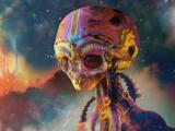 آدم فضایی خیالی