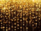 باران طلا و جواهرات درخشان