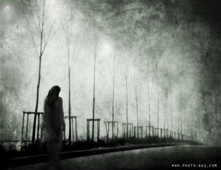عکس غم انگیز دختر sadness girl