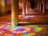 معماری اسلامی مسجد نصیرالملک