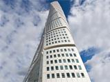 معماری برج پیچنده در سوئد