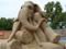 مجسمه شنی فیل