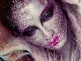 عکس هنری صورت دختر