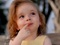 عکس دختر بچه شیرین