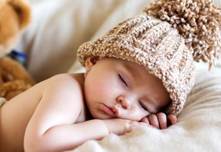 عکس خواب شیرین پسربچه sleep cute kids