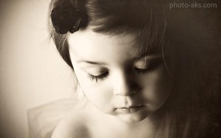 عکس هنری دختر بچه خوشگل child girl photo